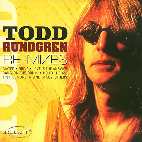 Todd Rundgren: Re-Mixes (CD)