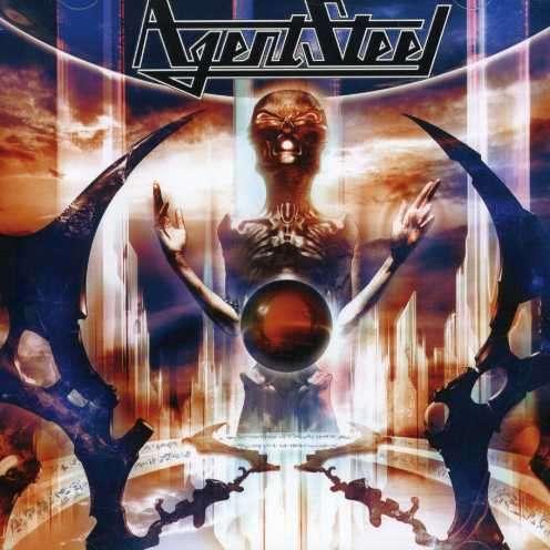 AGENT STEEL - Alienigma - CD
