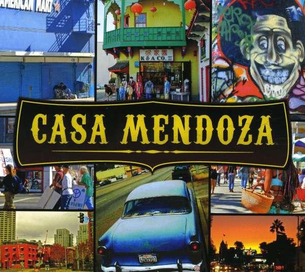 MARCO MENDOZA - Casa Mendoza - CD