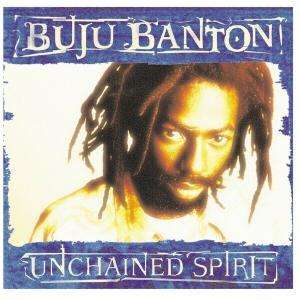 BUJU BANTON - Unchained Spirit - CD