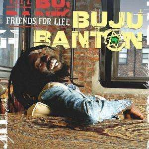 BUJU BANTON - Friends For Life - CD