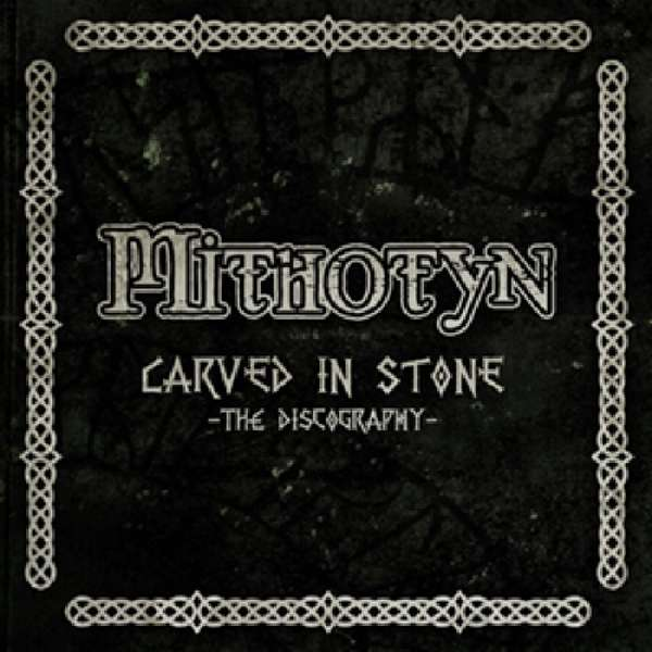 MITHOTYN - Carved In Stone (The Discography) - CD x 3