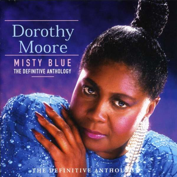 DOROTHY MOORE - Misty Blue: The Definitive Anthology - CD x 2