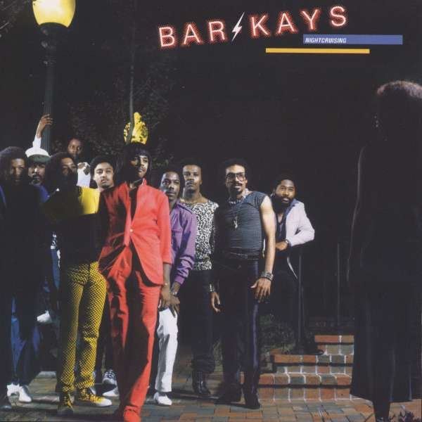 BAR-KAYS - Nightcruising - CD