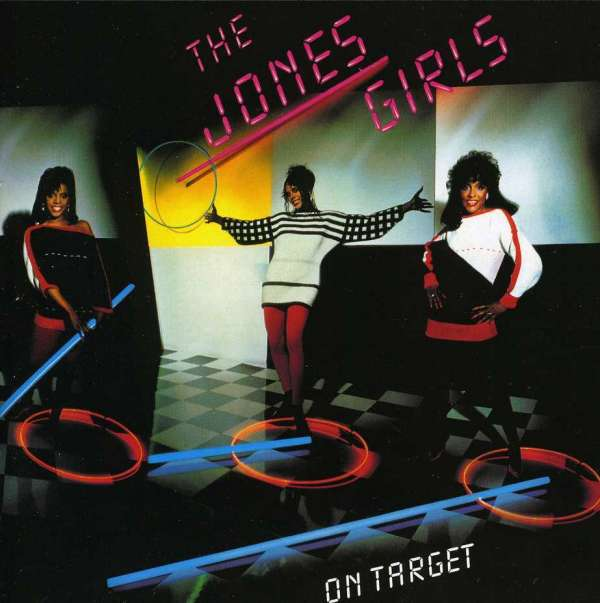 JONES GIRLS, THE - On Target - CD