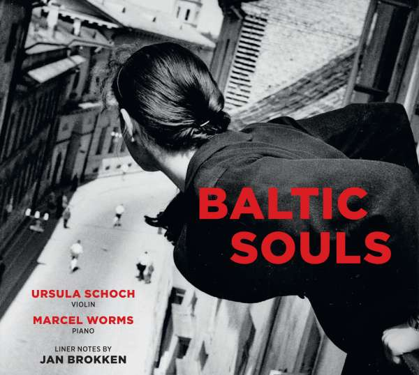 URSULA SCHOCH - MARCEL WORMS - Baltic Souls - CD