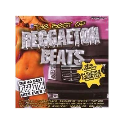 VARIOUS - The Best Of Reggaeton Beats - CD x 2