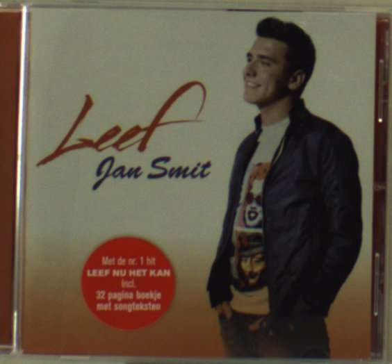 JAN SMIT - Leef - CD