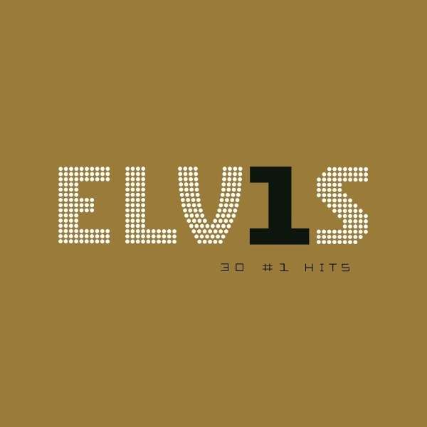 ELVIS PRESLEY - ELV1S - 30 #1 Hits - LP x 2