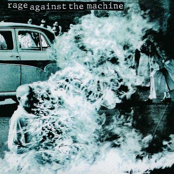 Rage Against Quotes: Rage Against The Machine: Rage Against The Machine (20th