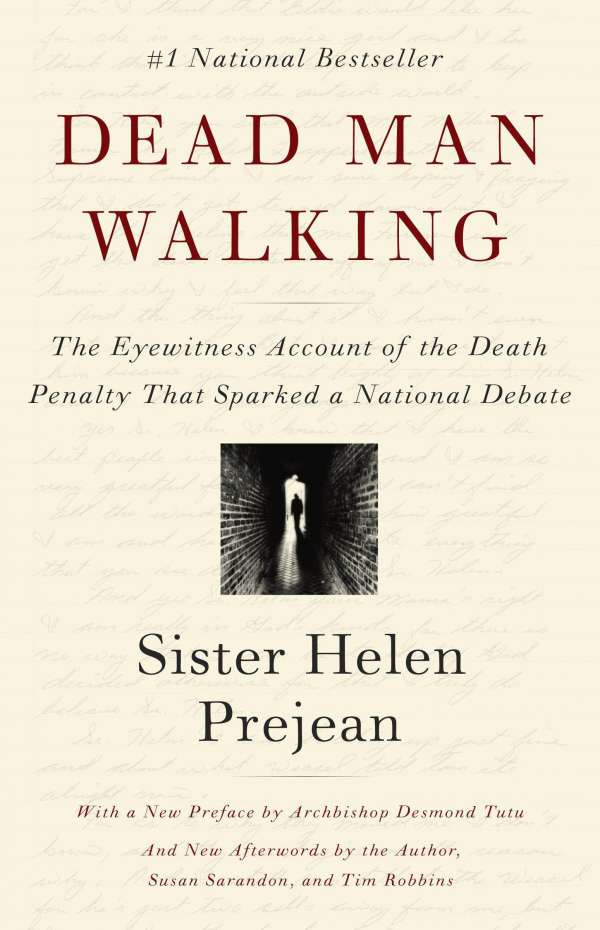 dead man walking book essay 06072018 book, film, and arts reviews e  in the anguished minutes before this dead man walks to the  dead man walking presents a rounded and riveting look.