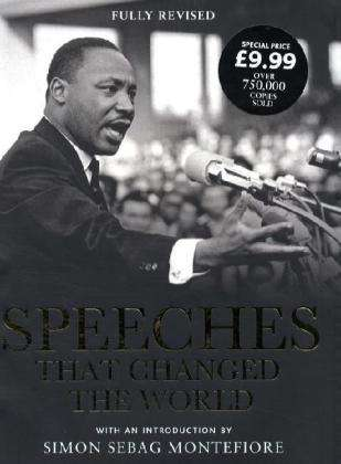written speeches that changed the world