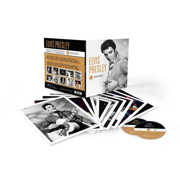 ELVIS PRESLEY - Music & Photos