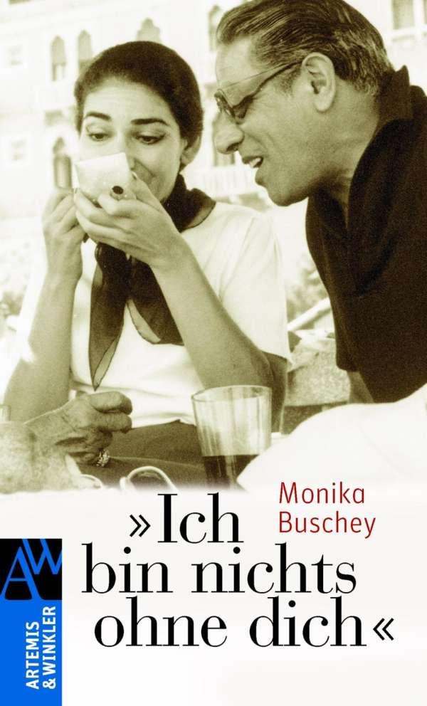 Monika Buschey: Ich bin nichts ohne dich (Buch) - jpc