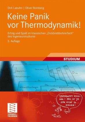 Keine Panik vor Thermodynamik Dirk Labuhn