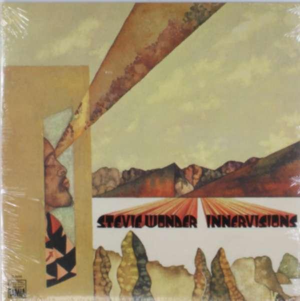 STEVIE WONDER - Innervisions - 33T