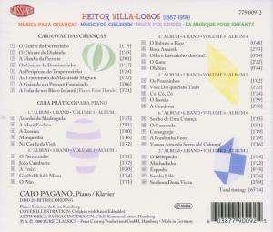 Music for Children (back cover)