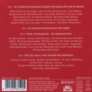 Weihnachten für kinder geschichten und musik auf 4 cds