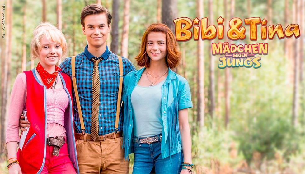 Bibi Und Tina Mädchen Gegen Jungs