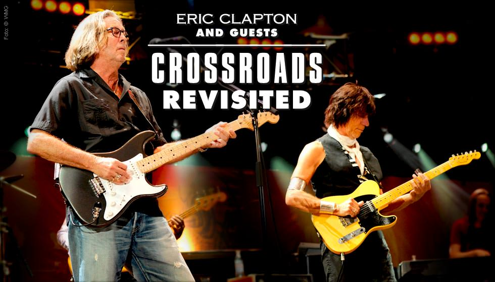Eric Clapton Crossroads Revisited Selections From The