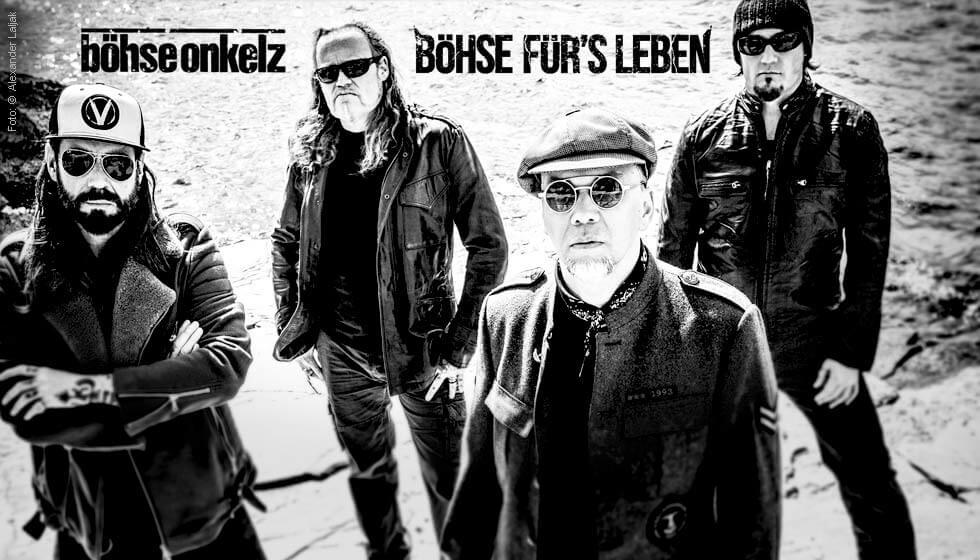 Böhse Onkelz Böhse Fürs Leben 3 Dvds