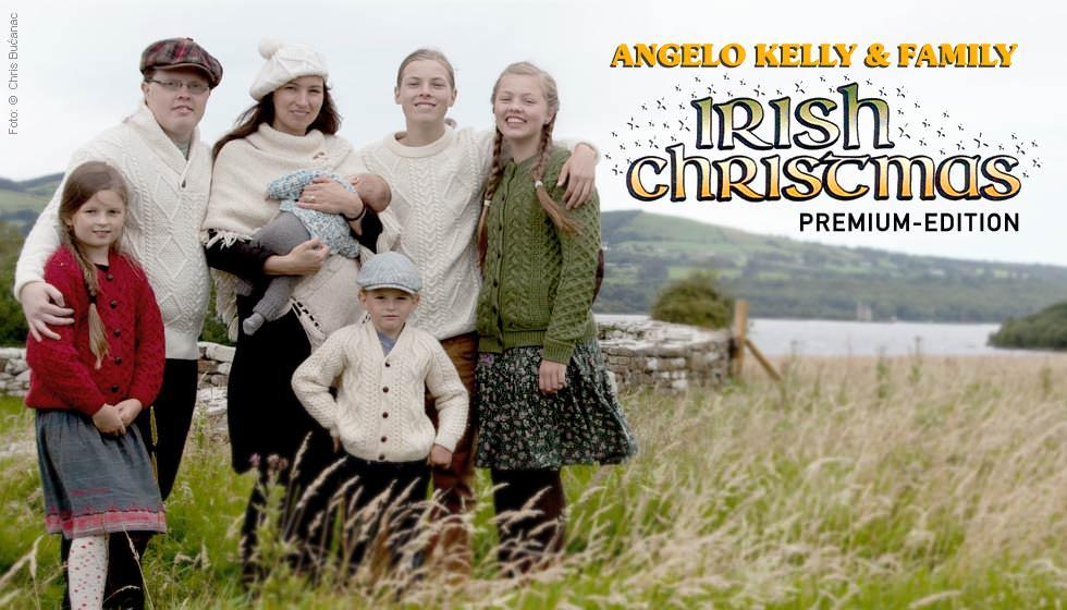 angelo kelly family irish christmas premium edition. Black Bedroom Furniture Sets. Home Design Ideas