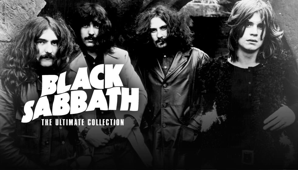 Black Sabbath The Ultimate Collection: Black Sabbath: The Ultimate Collection (2 CDs)