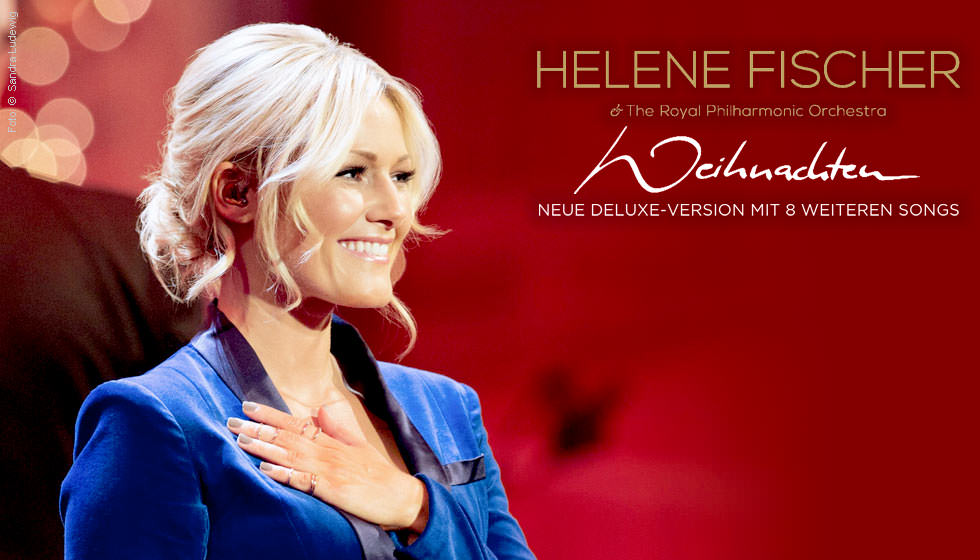 helene fischer weihnachten 2016 mit 8 bonussongs 2. Black Bedroom Furniture Sets. Home Design Ideas