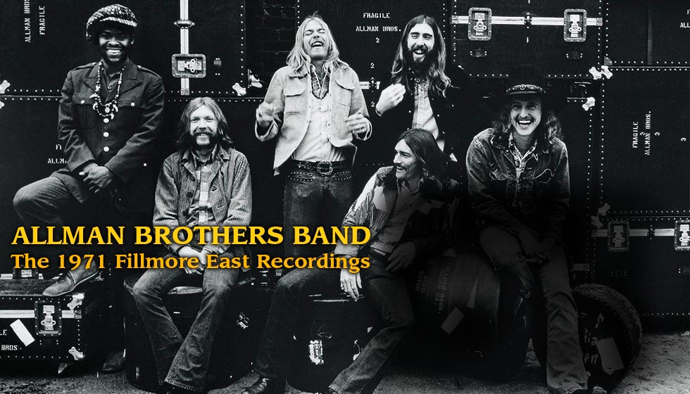 The Allman Brothers Band - At Fillmore East - Amazon.com Music