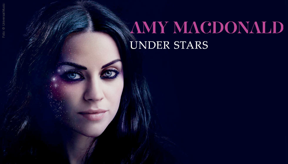 amy macdonald under stars deluxe edition cd. Black Bedroom Furniture Sets. Home Design Ideas