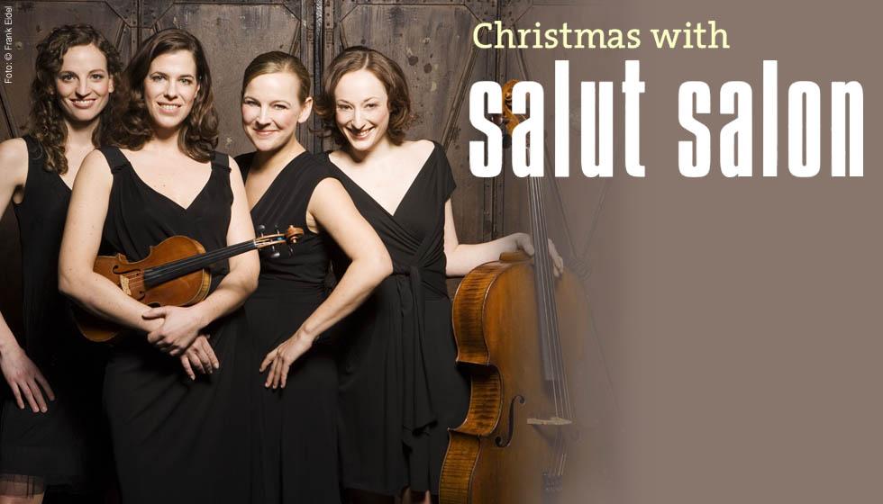 Christmas with Salut Salon (CD) – jpc