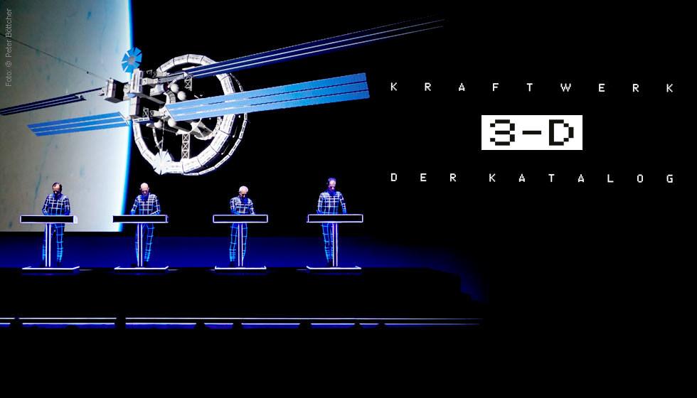 Kraftwerk: 3-D Der Katalog (Blu-ray Disc) – jpc.de