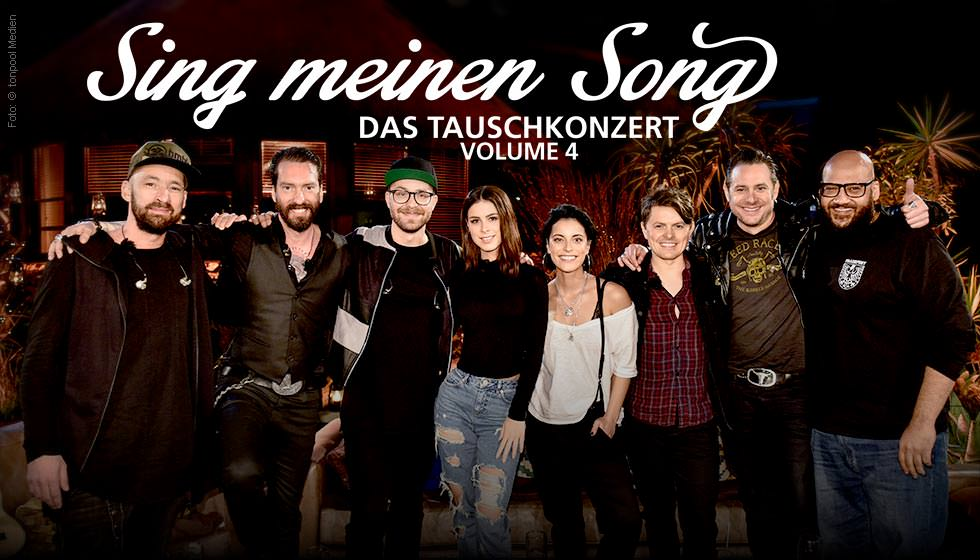 Sing Meinen Song Das Tauschkonzert 2021