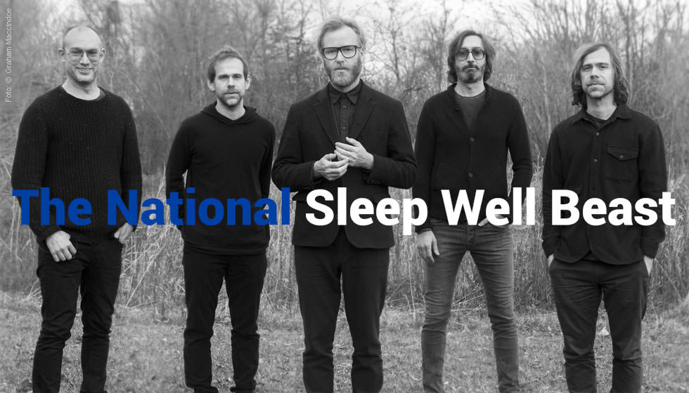 Resultado de imagen de the national sleep well beast