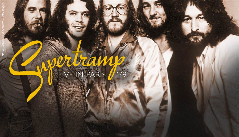 Supertramp Live In Paris 79 2 Cds Dvd