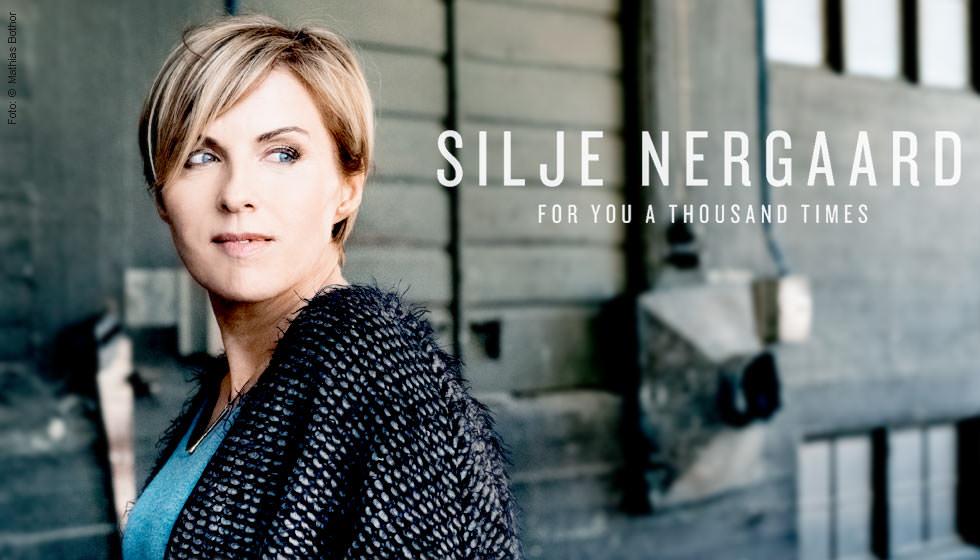 Silje Nergaard: For You a Thousand Times (CD) – jpc.de  Silje Nergaard:...