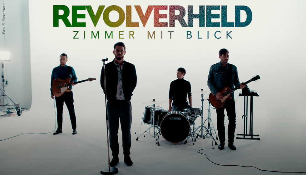 Revolverheld zimmer mit blick limited edition cd for Zimmer mit blick