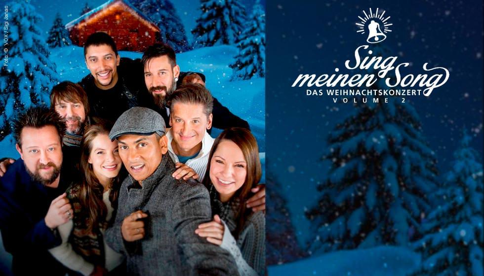Sing meinen Song: Das Weihnachtskonzert Vol. 2 (2015) – jpc