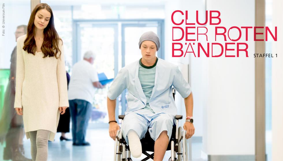 Club Der Roten Bänder Staffel 1 3 Dvds Jpc