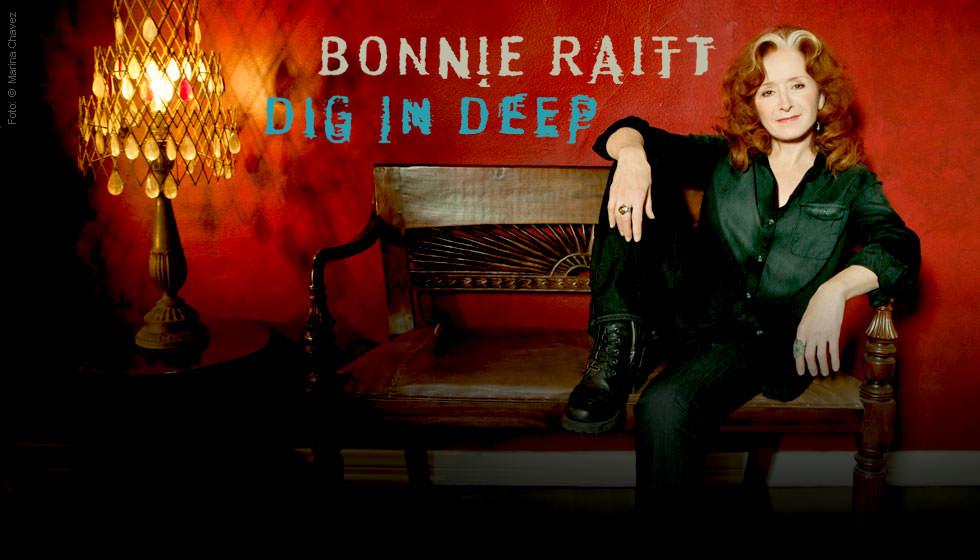 bonnie raitt dig in deep cd. Black Bedroom Furniture Sets. Home Design Ideas