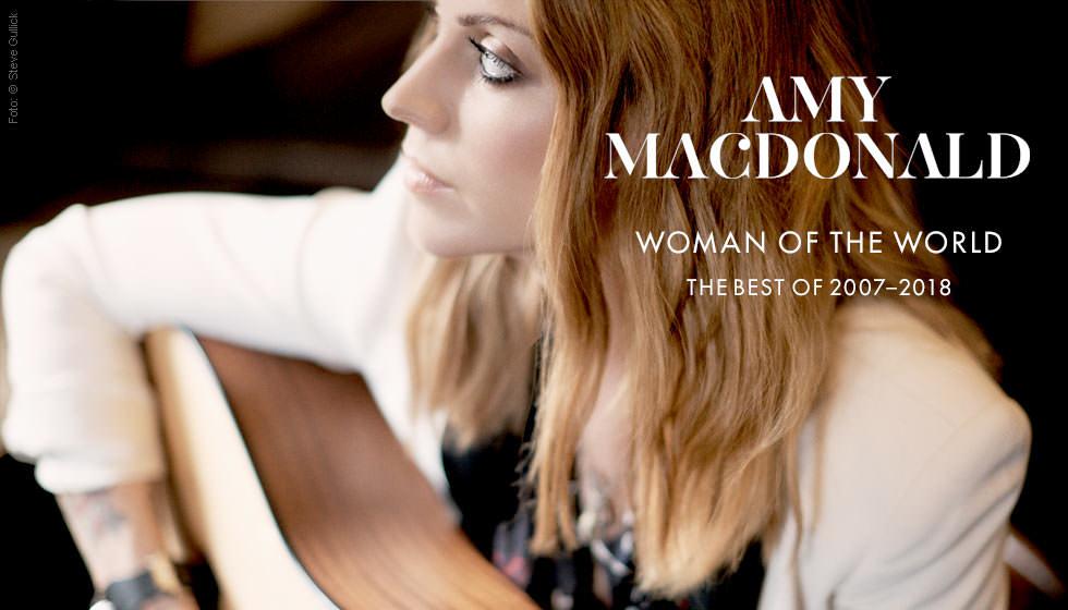 Amy Macdonald: Woman Of The World (CD) - jpc.de