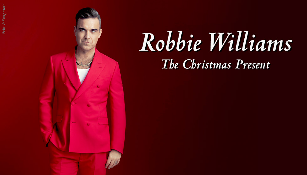 Robbie Williams: The Christmas Present (Deluxe Edition) (2 CDs) – jpc