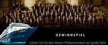 Kreuzfahrt mit den Wiener Philharmonikern zu gewinnen (beeendet)