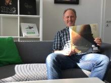 Dominik Gawehn zeigt sein Lieblingsalbum.