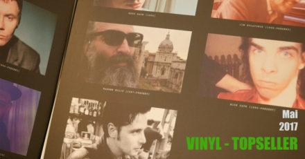 Vinyl-Topseller Mai 2017