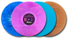 Die bunte Welt der Vinyls – Folge1:ColoredVinyl