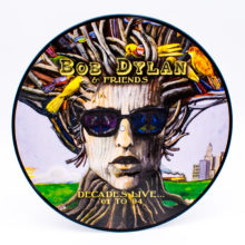 Bob Dylan Picture-Disc
