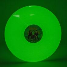LP Deine Freunde »Ausm Häuschen« (Glow-In-The-Dark-Vinyl)