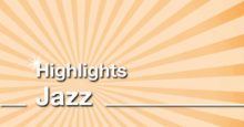 Jazz-Highlights im courier 08/2018