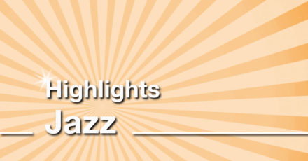 Jazz-Highlights im courier 11/2019